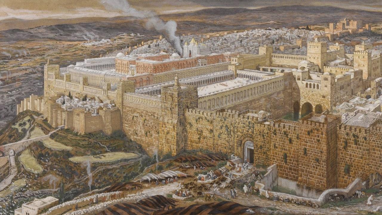 12 Facts about King Solomon's Temple temple of king solomon ancient Jerusalem