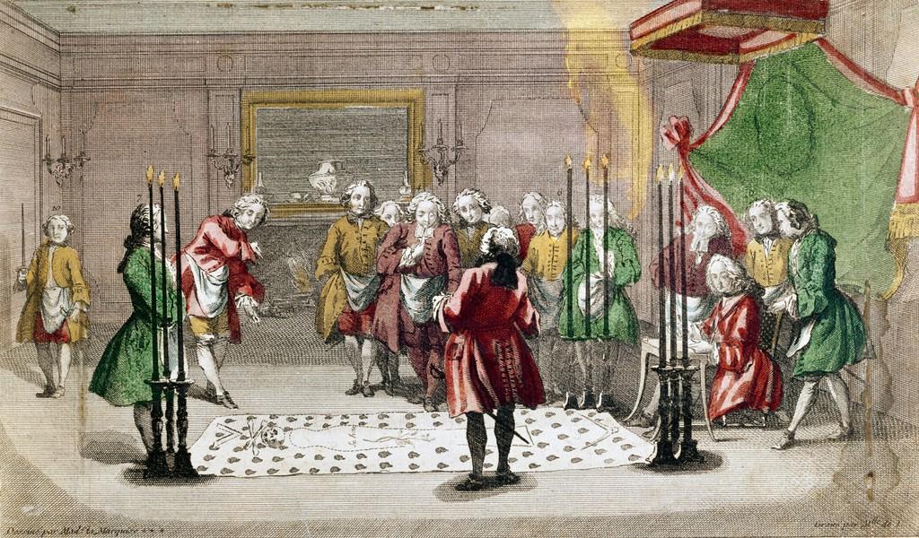How Freemasonry Makes Men and Society Better FREEMASONS IN ARTS