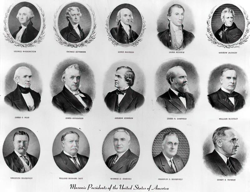 How Freemasonry Makes Men and Society Better FREEMASONS IN POLITICS