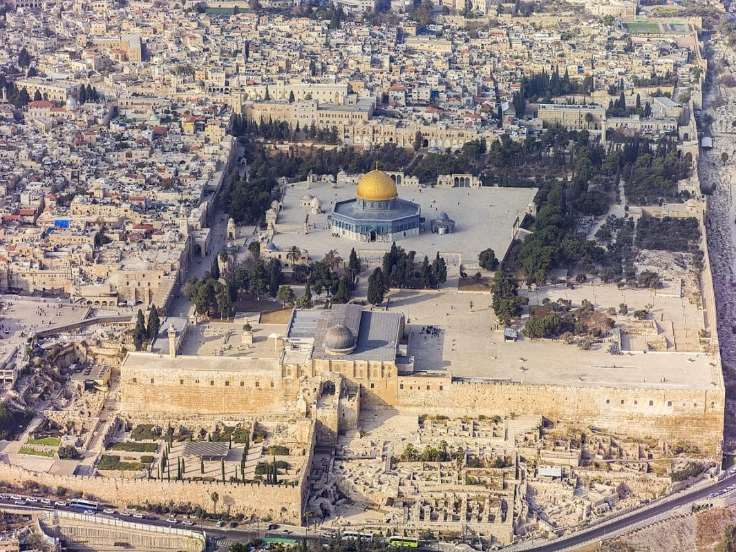 12 Facts about King Solomon's Temple Mount Moriah