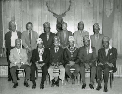 Secret Societies & Organizations similar to The Freemasons Improved Benevolent and protective order of elks of the world
