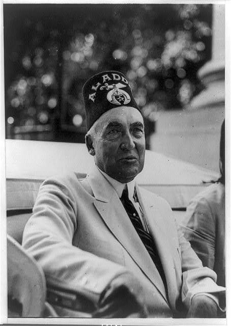 The 15 US Presidents Who Were Also Members of the Freemason Society - Warren G. Harding