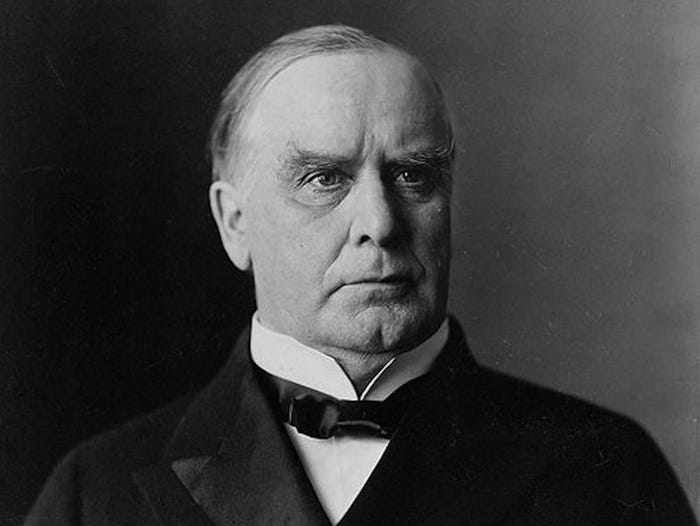 The 15 US Presidents Who Were Also Members of the Freemason Society William McKinley
