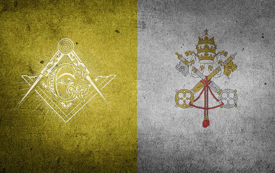 Can you be a Catholic and Freemason? are freemasons christian