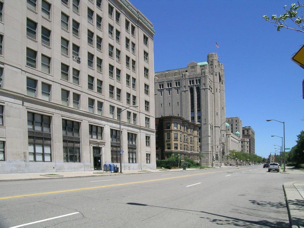 Detroit Masonic Temple – The world's largest Masonic temple 11 1