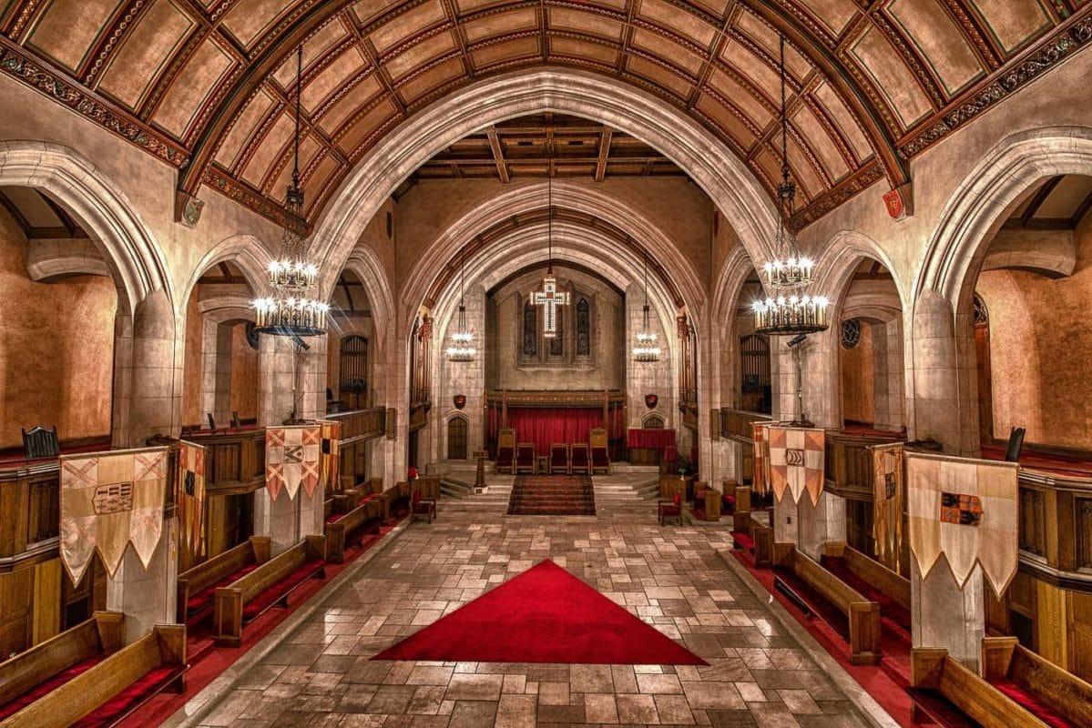 Detroit Masonic Temple – The world's largest Masonic temple 7 1