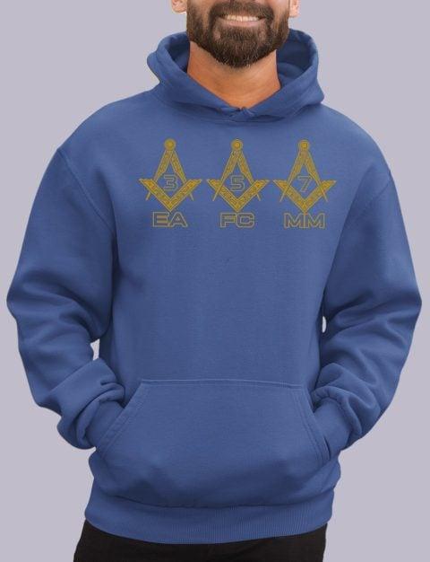 EA FC MM Masonic Hoodie EA FC MM royal hoodie