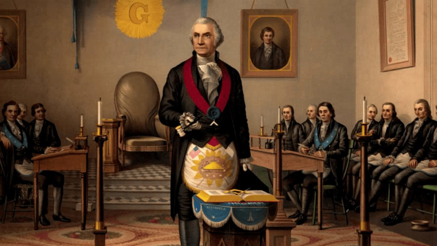History of North American Freemasonry