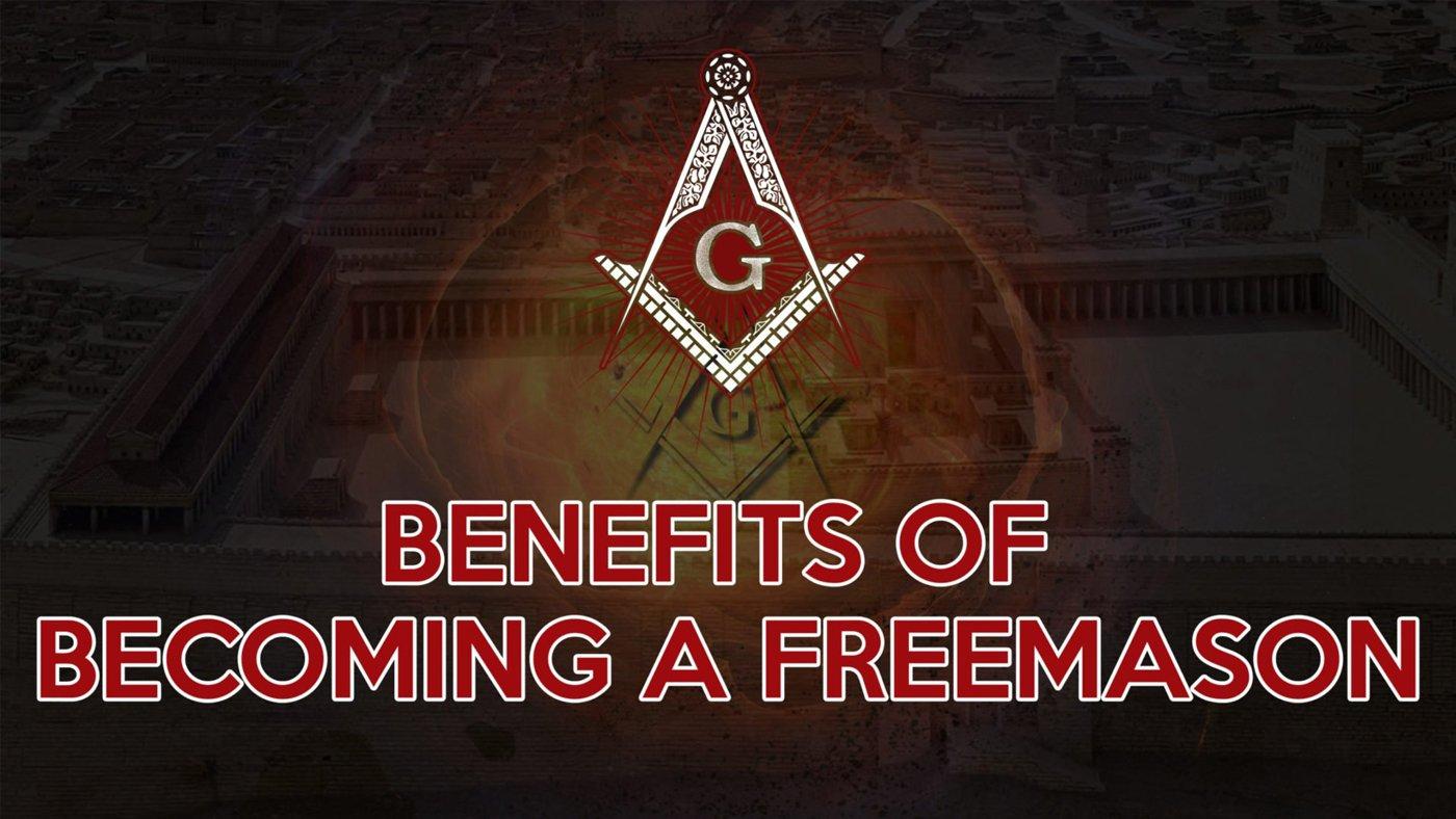 The Benefits of Joining Freemasonry