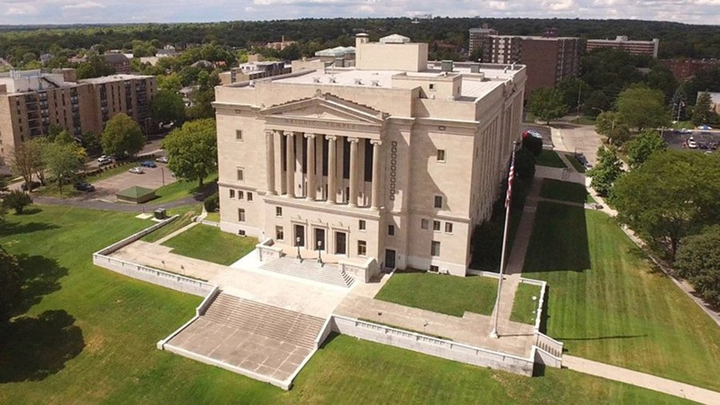 The Dayton Masonic Center provides a colossal live music experience