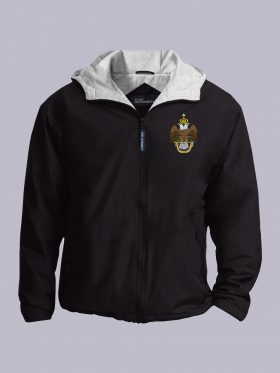 Ancient and Accepted Scottish Rite of Masonic Jacket black