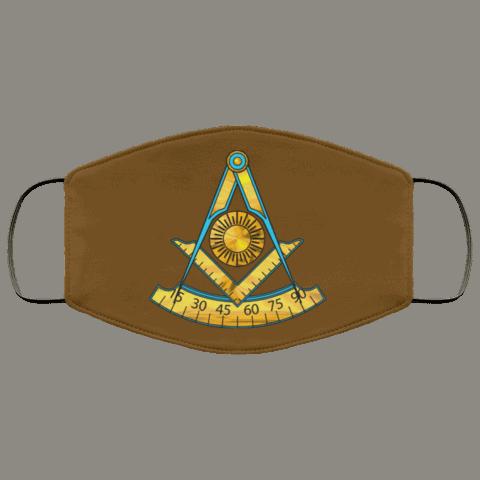 Past Master Masonic Face Mask redirect 354