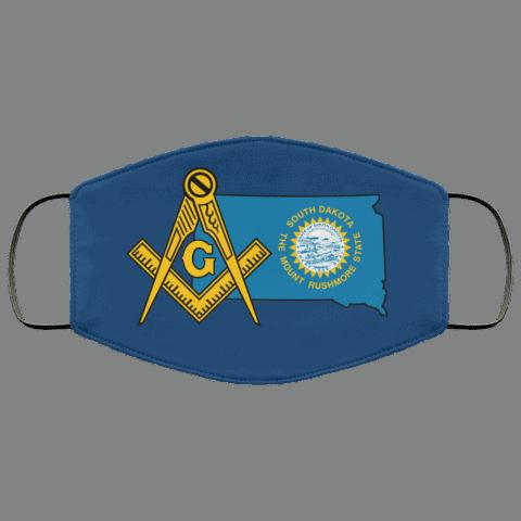 South Dakota Masonic Face Mask redirect 63