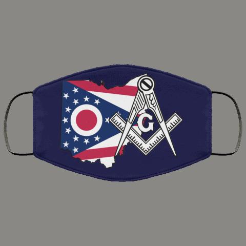 Ohio Masonic Face Mask redirect 85