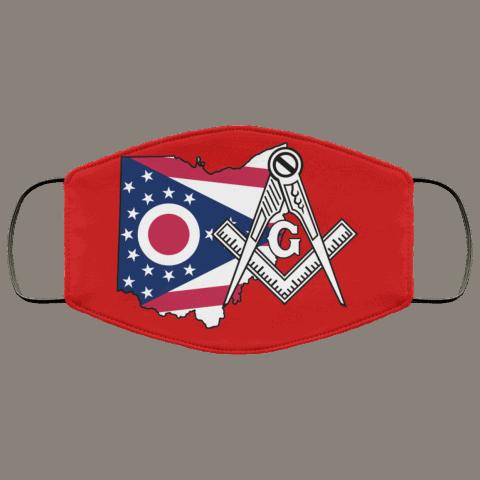 Ohio Masonic Face Mask redirect 86