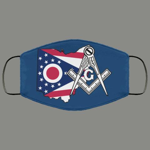 Ohio Masonic Face Mask redirect 87