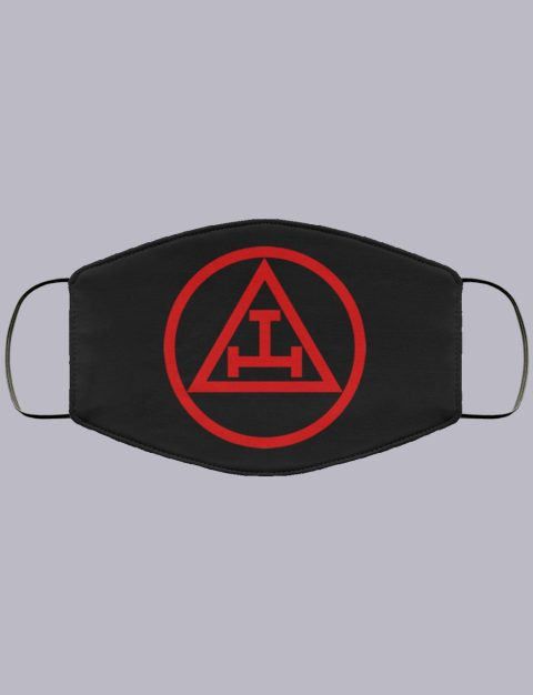 Royal Arch Masonic Face Mask royal arch