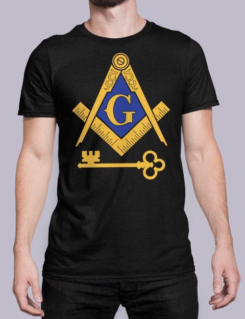 International Masons T-Shirt International Masons black shirt 16