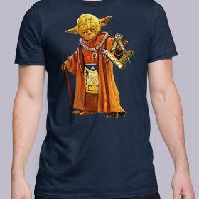 Home Master Yoda navy shirt 25