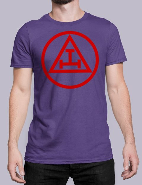 Royal Arch T-shirt Royal arch purple shirt 30
