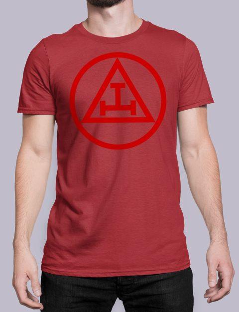 Royal Arch T-shirt Royal arch red shirt 30