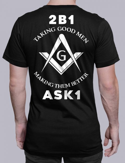 Taking Good Men T-Shirt taking good men black shirt back 11