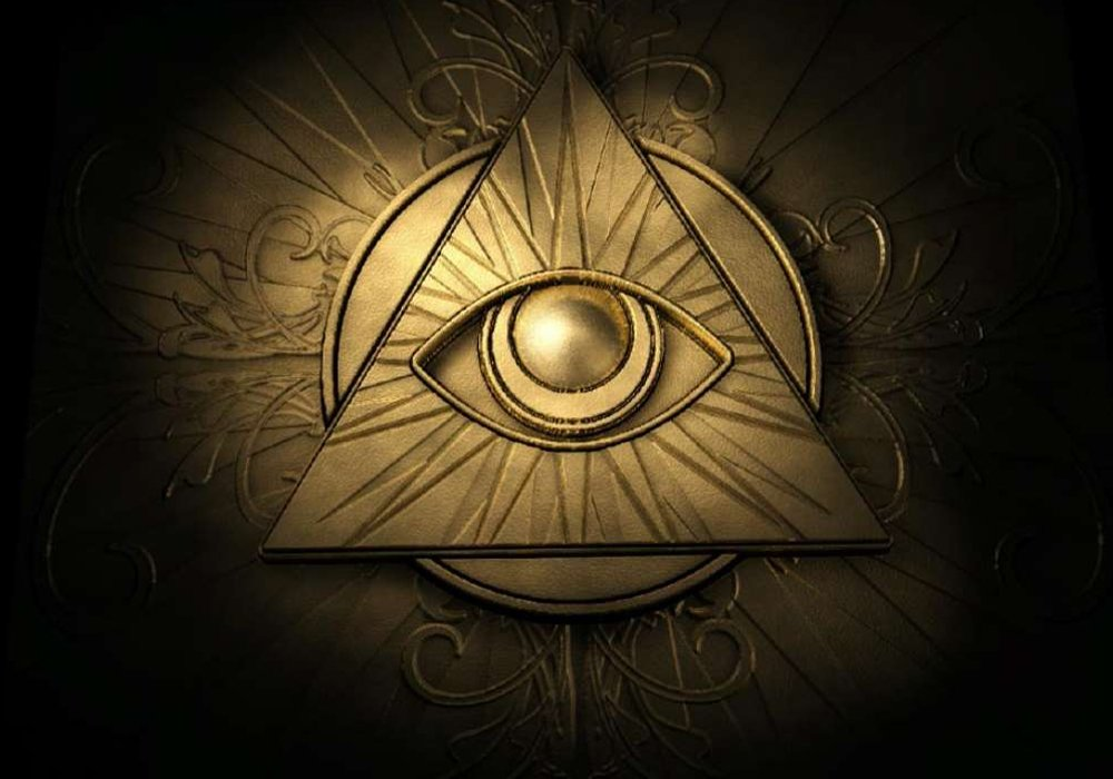 A Deeper Look at The All Seeing Eye The All Seeing Eye of Providence