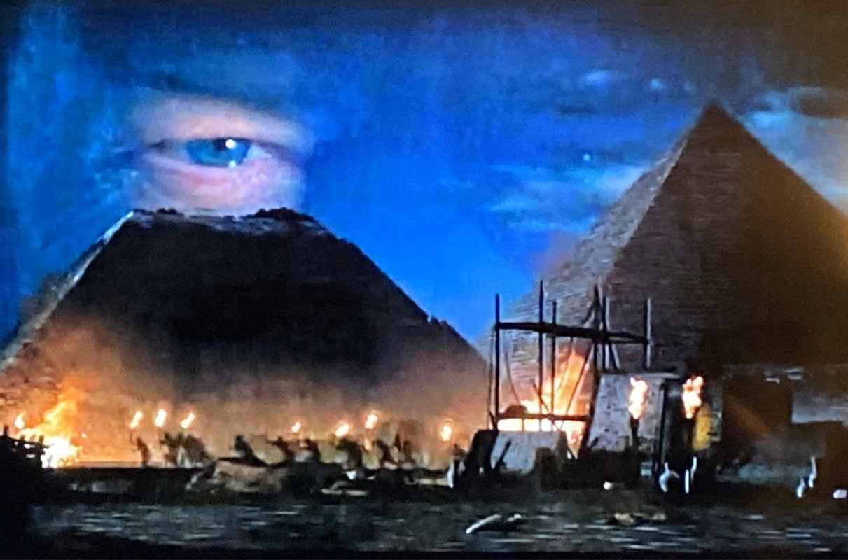A Deeper Look at The All Seeing Eye all the seeing eye In National Treasure