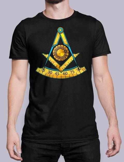 Past Master T-Shirt Black