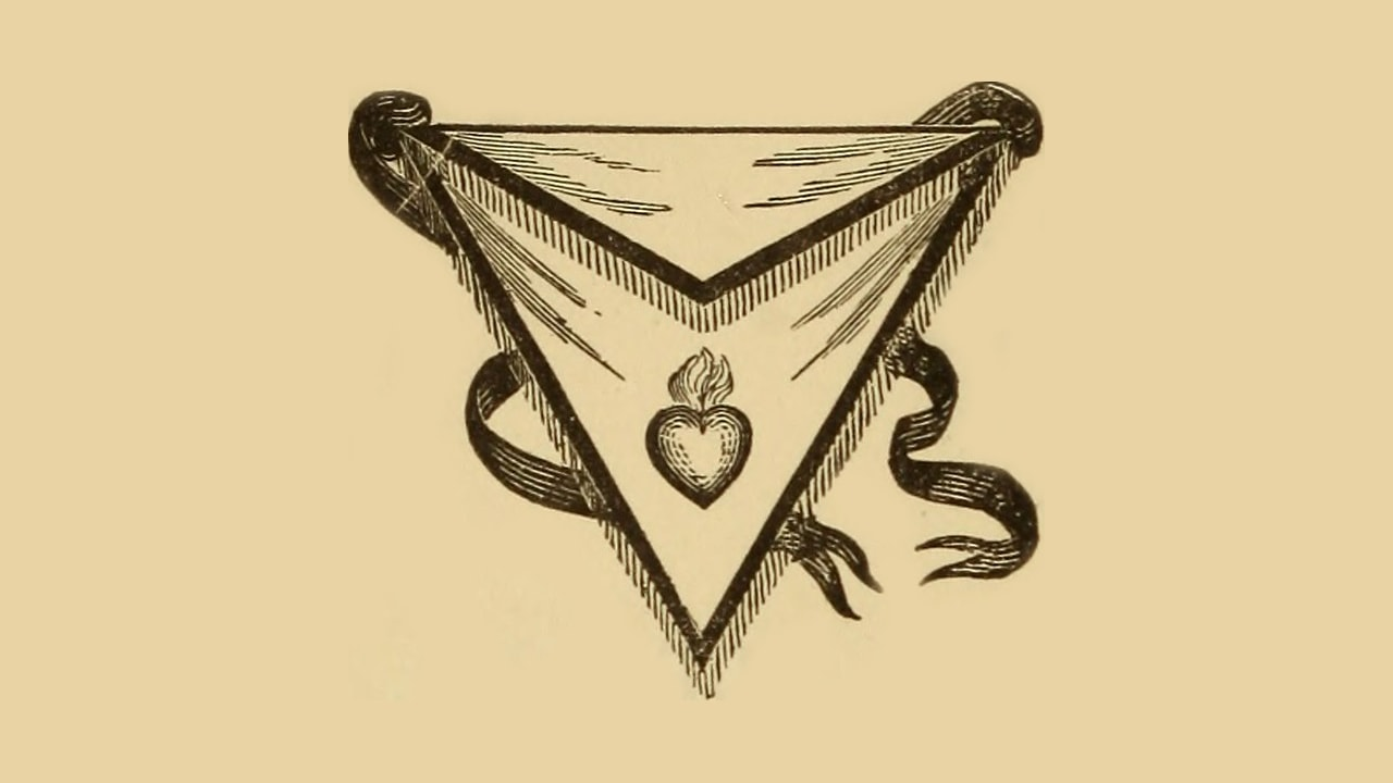 Where Is A Freemason First Prepared? The Heart Symbol – Universally Understood