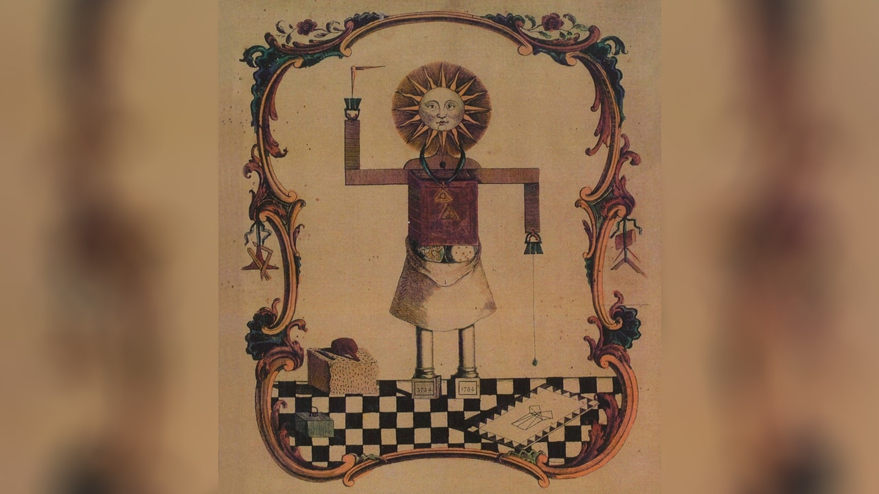 What Secrets Does Freemasonry Hold? What Secrets Does Freemasonry Hold