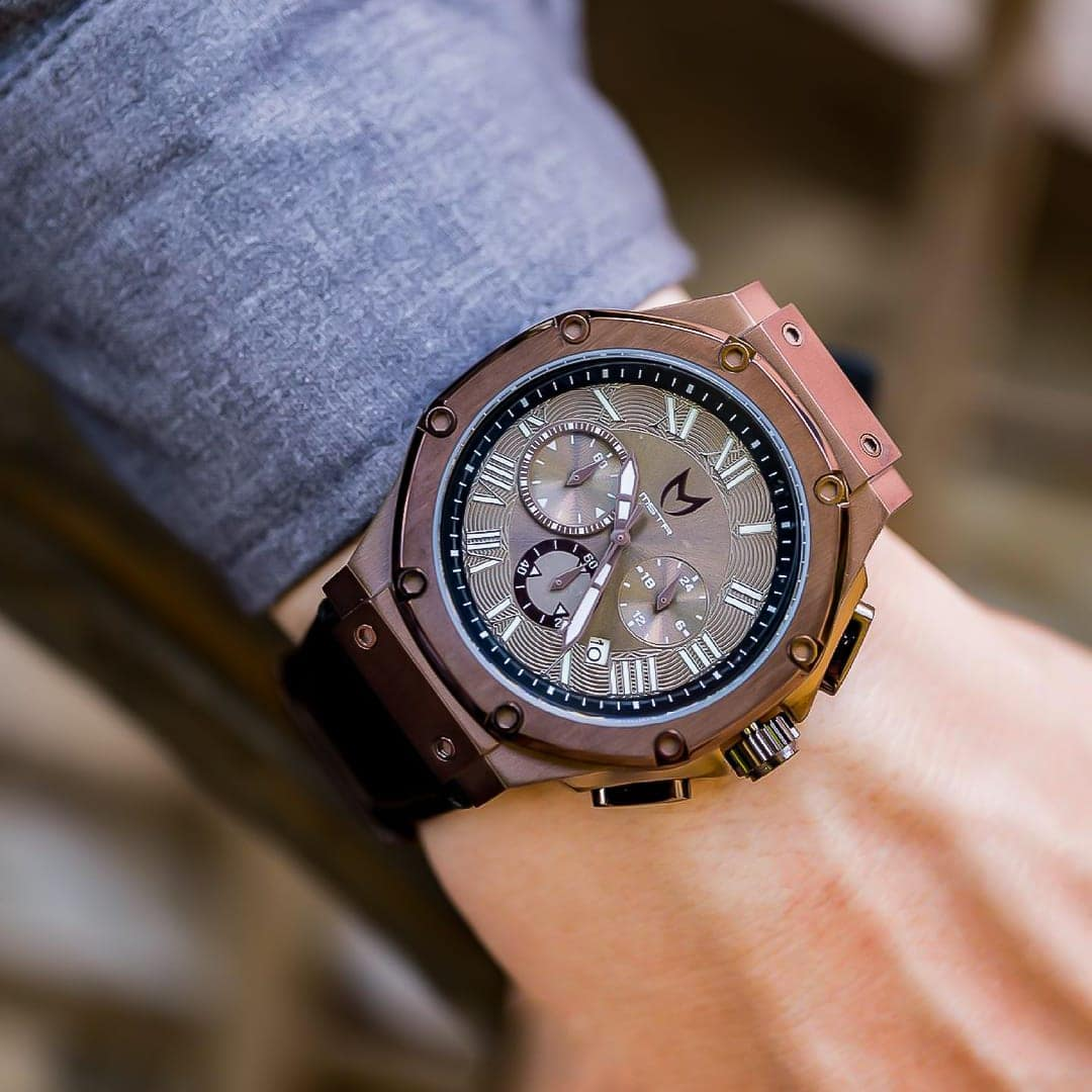 Brown – Leather