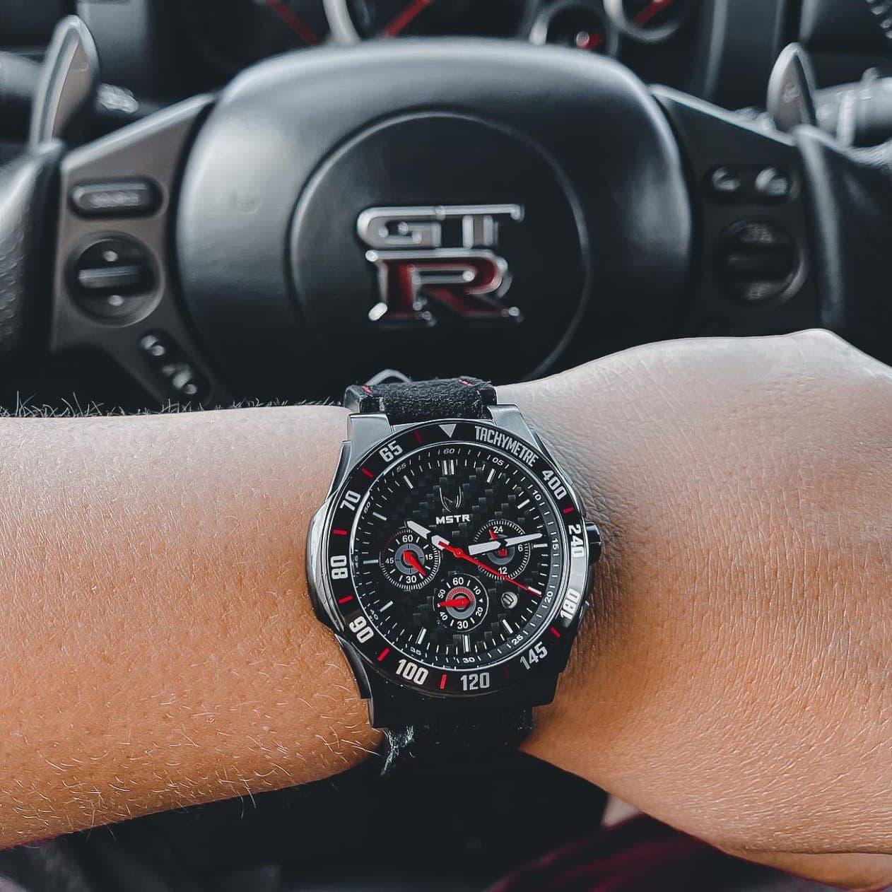 Black – Leather