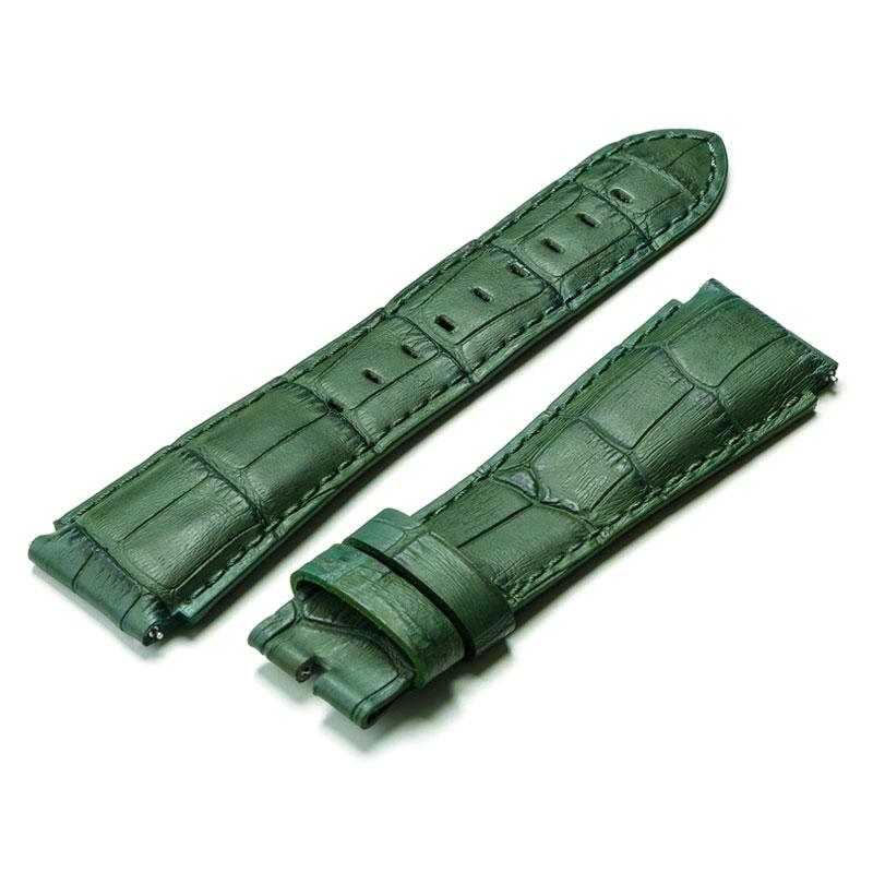 Crocodile – Green Leather