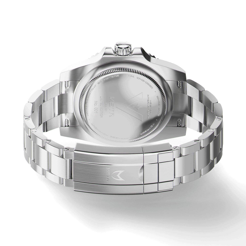 Automatic - Zilver & Zwart