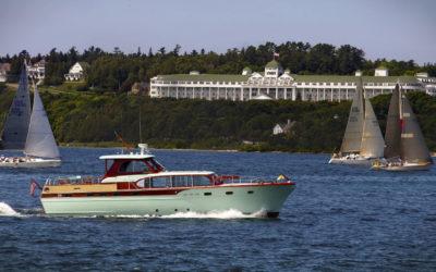 4 Mackinac Island Boats We Love