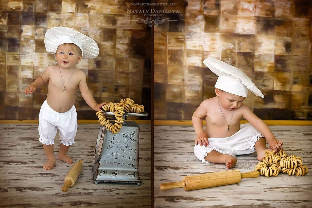 Baby photo session DC