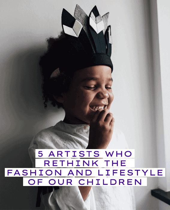 Kids fashion & lifestyle
