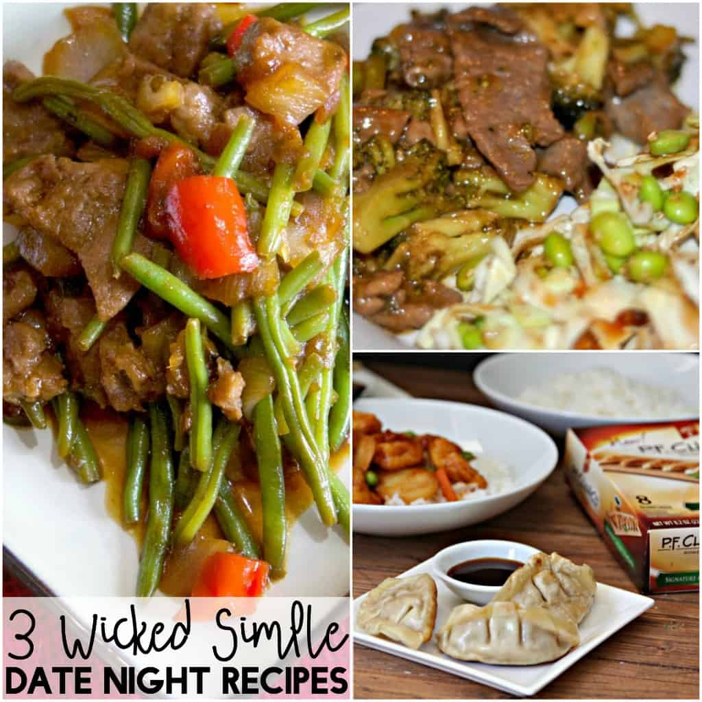 3 wicked simple date night recipes