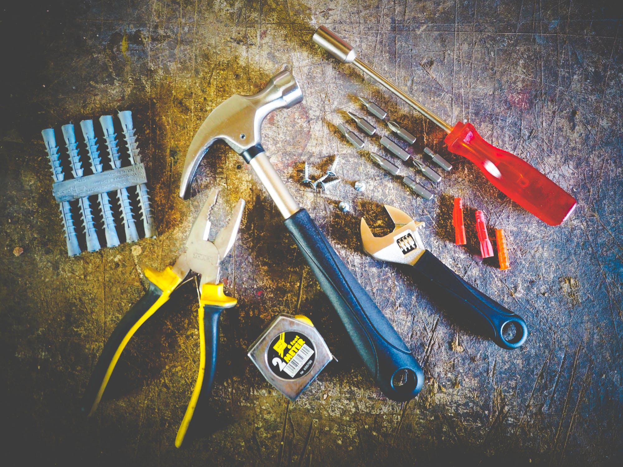 Tools Every Man Needs