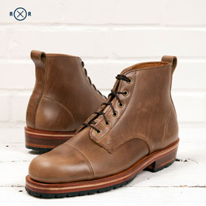 A MANLY MAN AND HIS BOOTS: A CHAT WITH HELM BOOTS