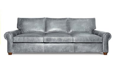 Roosevelt Sofa In Apollo Leather