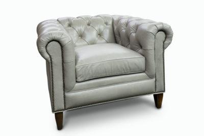 Fitzgerald Chair Shallow Depth Renegade Cloak