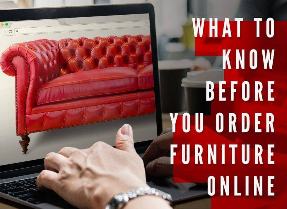 How To Order Furniture Online The Right Way
