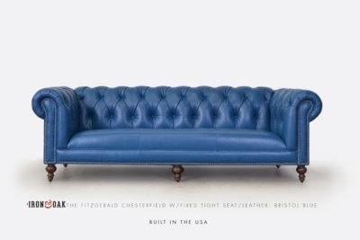 Fitzgerald Tight Fixed Seat Bristol Blue Wipelli