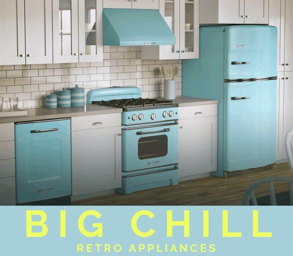 Big Chill Retro Appliances New Jersey Lambertville Showroom