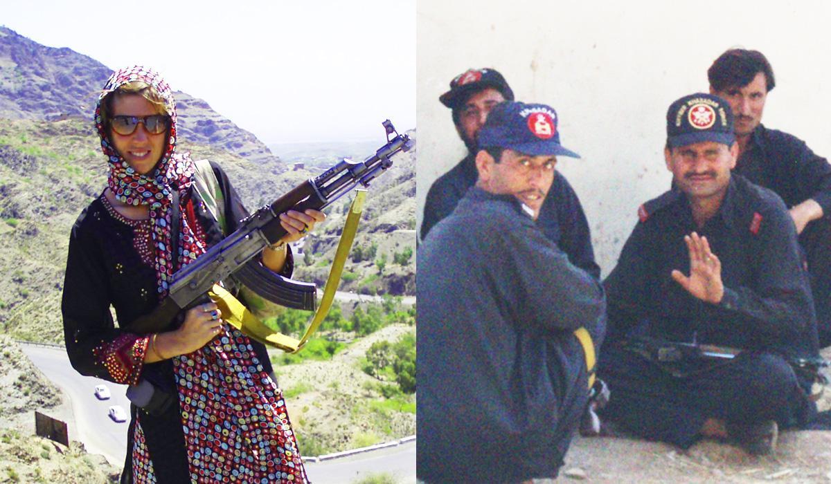 jessica visits khyber
