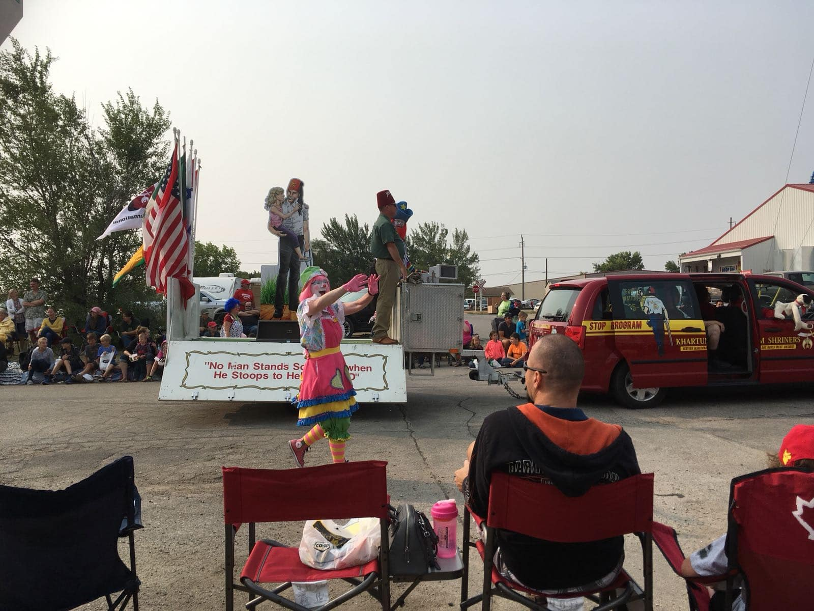 Corn and Apple Fest Parade
