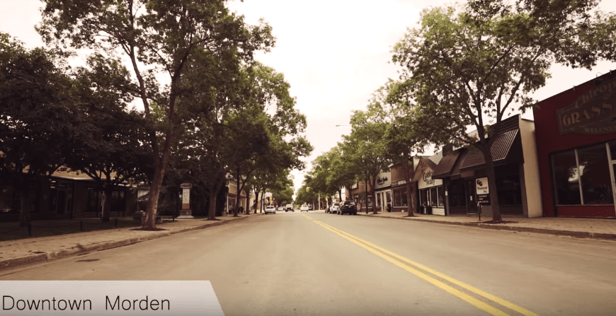 City of Morden by Central Manitoba Tourism