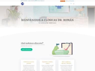 Clínicas Dr Román